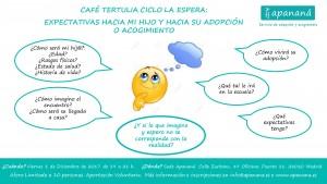 Expectativas hacia mi hijo y su adopcion