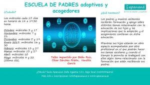 Escuela de padres @ Asociación Apananá | Madrid | Comunidad de Madrid | España