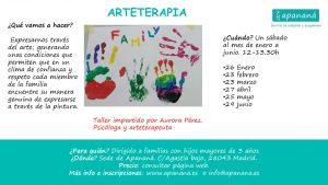 Arteterapia @ Asociación Apananá | Madrid | Comunidad de Madrid | España